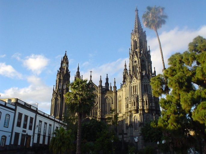 Iglesia de Arucas