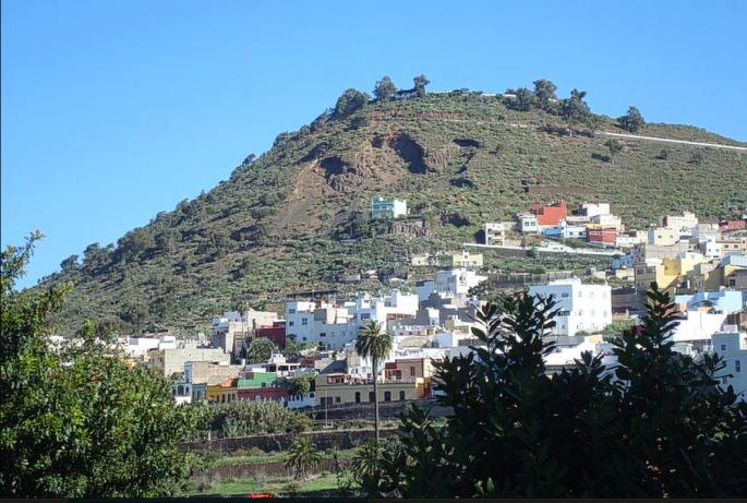 Montaña de Arucas