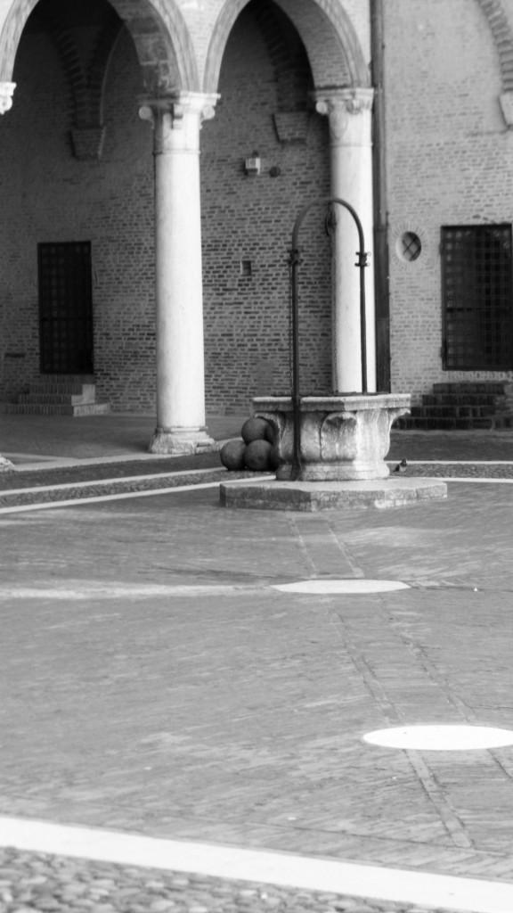 Giovanni Citterico_Castillo en Ferrara