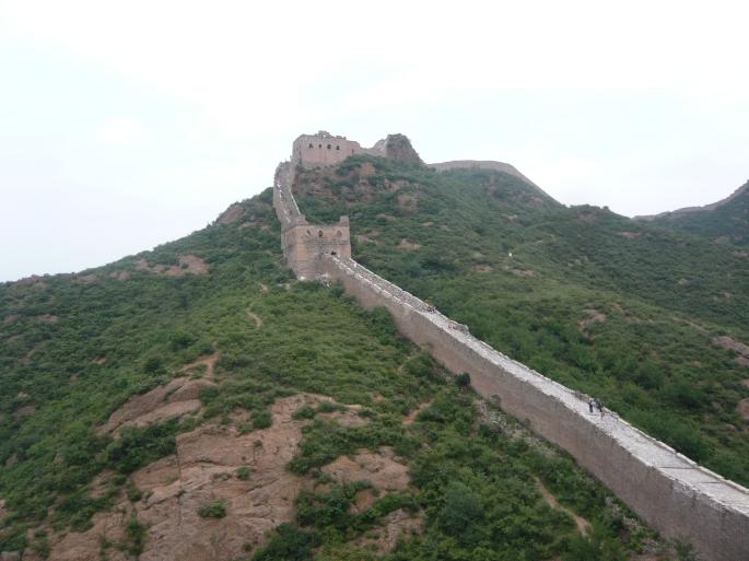 Gran muralla china _Bing