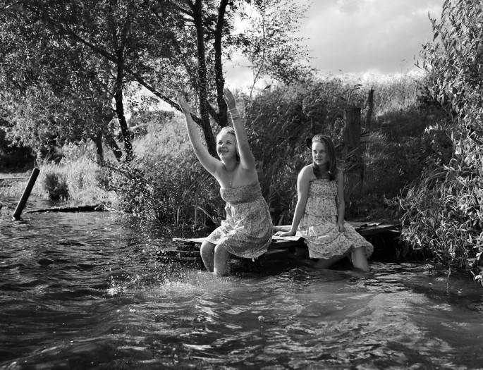 Natalia Yvanova_ El alegre verano en Rusia