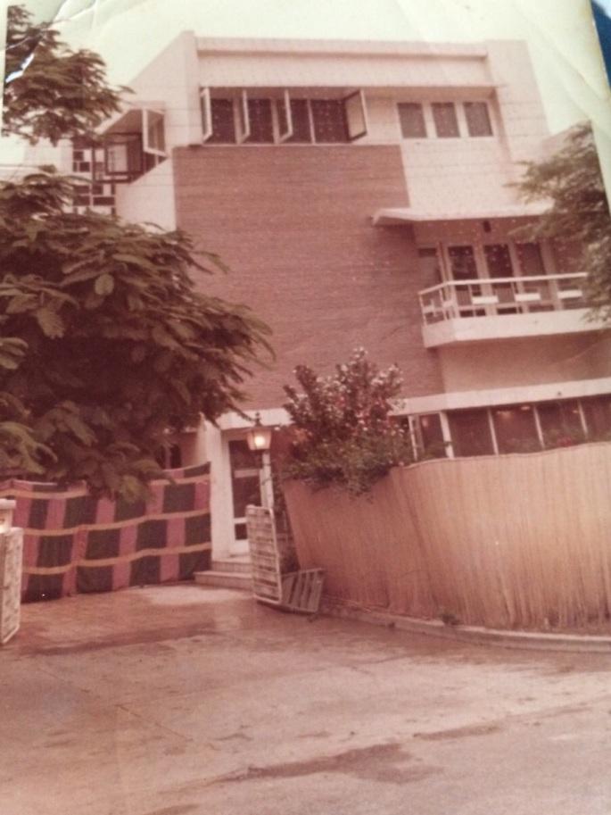 Neha Baharani- Casa familiar en Nueva Dehli, India