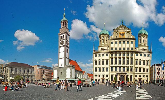 Augsburg__Markt