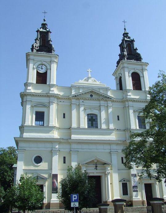 Iglesia neobarroca _ 1900