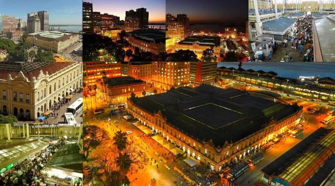 Mercado Publico de Porto Alegre