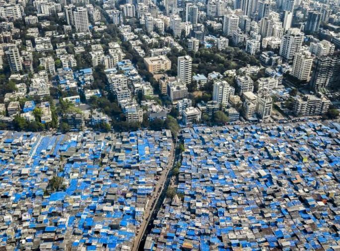 mumbai ciudad de contrastes